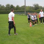 Match de foot U11 PAM le 13 09 2014